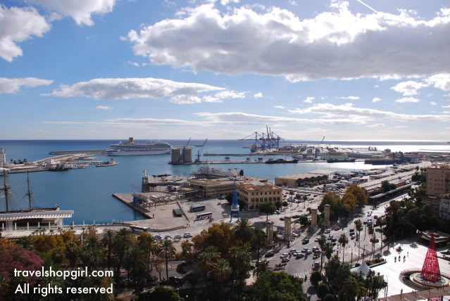 Málaga: Wrapping Up Our Trip