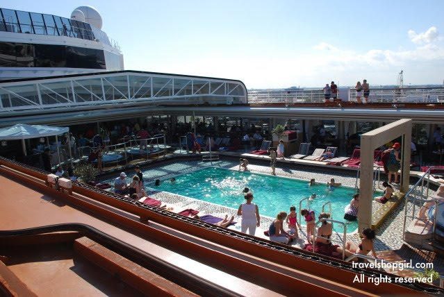 Ms Eurodam Cruise A Holland America Ship Review Travel Shop Girl - Eurodam cruise ship