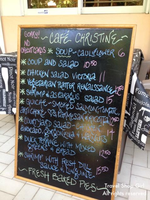 Café Christine
