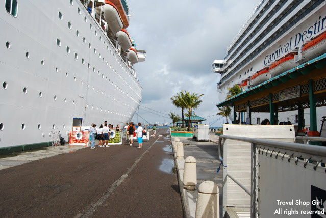 miss your cruise ship