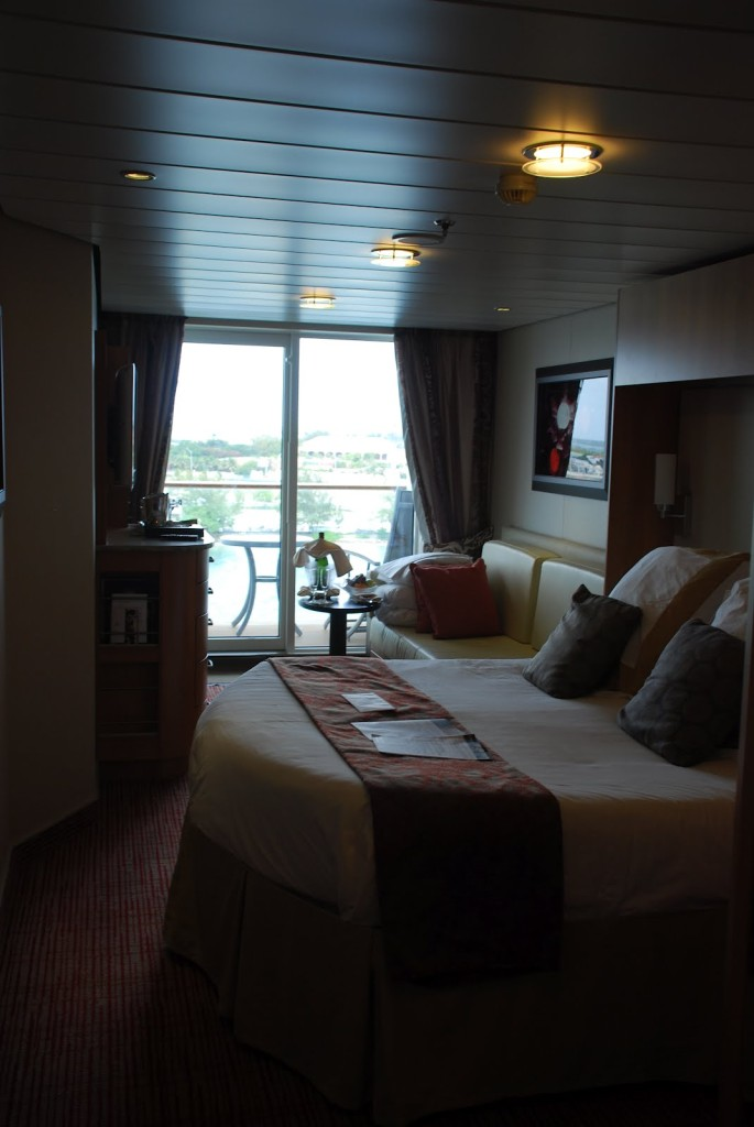 Celebrity Eclipse: Day 1 of Our Cruise