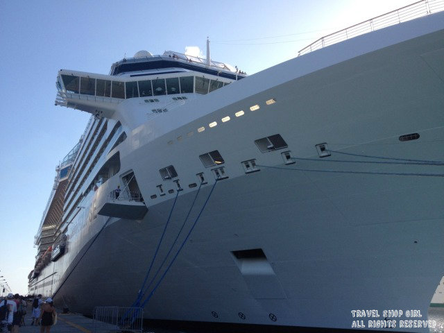 Celebrity Eclipse: Day 5 of Our Cruise
