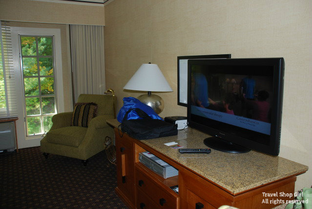 accommodations at Canyon Ranch