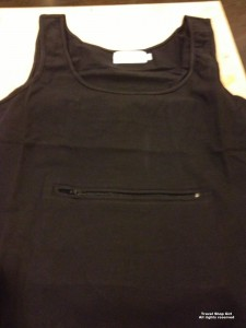 Clever Travel Companion Tank Top