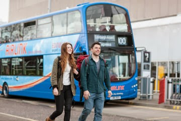 Airlink bus (photo from the Airlink website)
