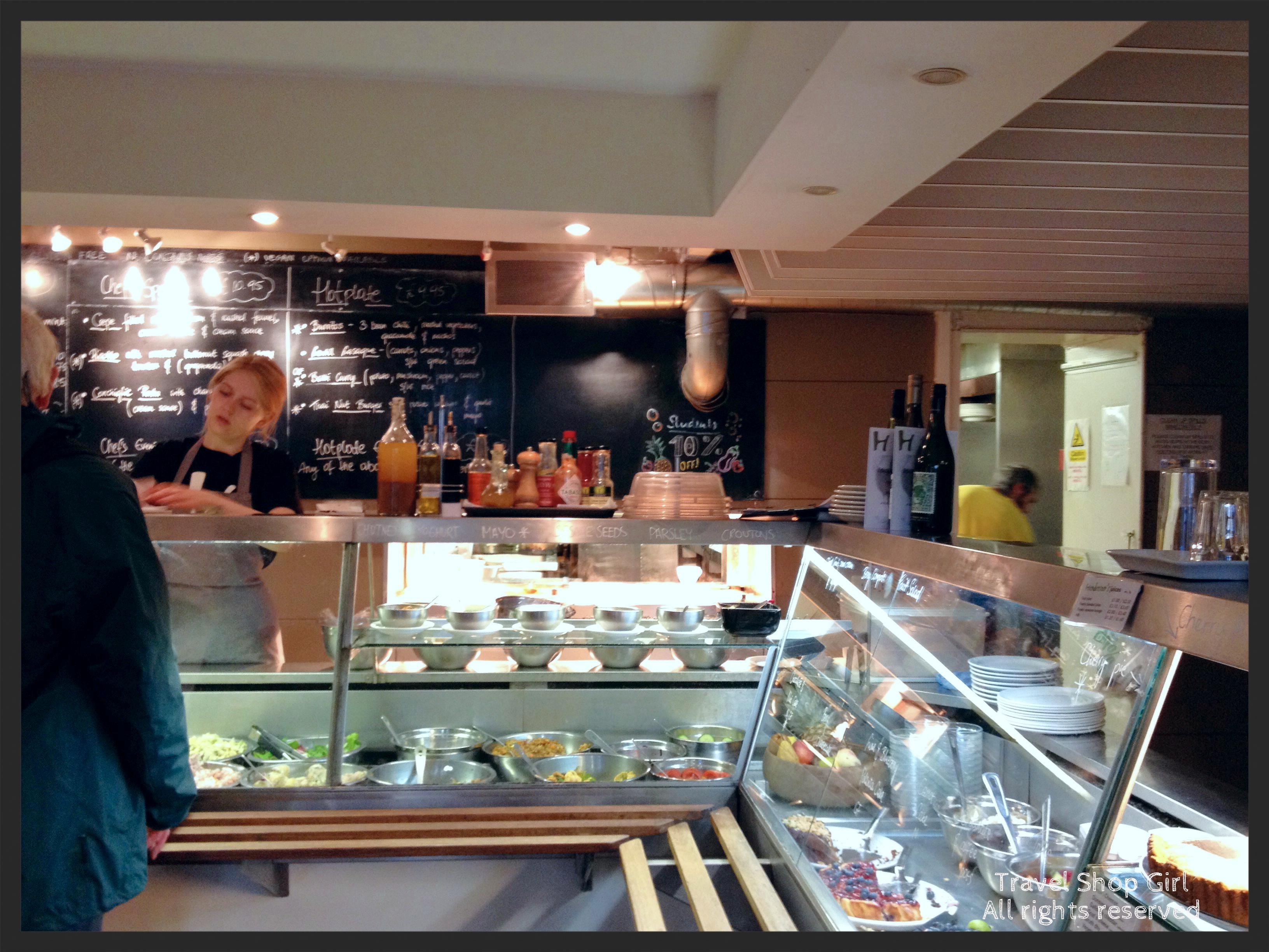 Vegetarian Restaurant Lothian Road