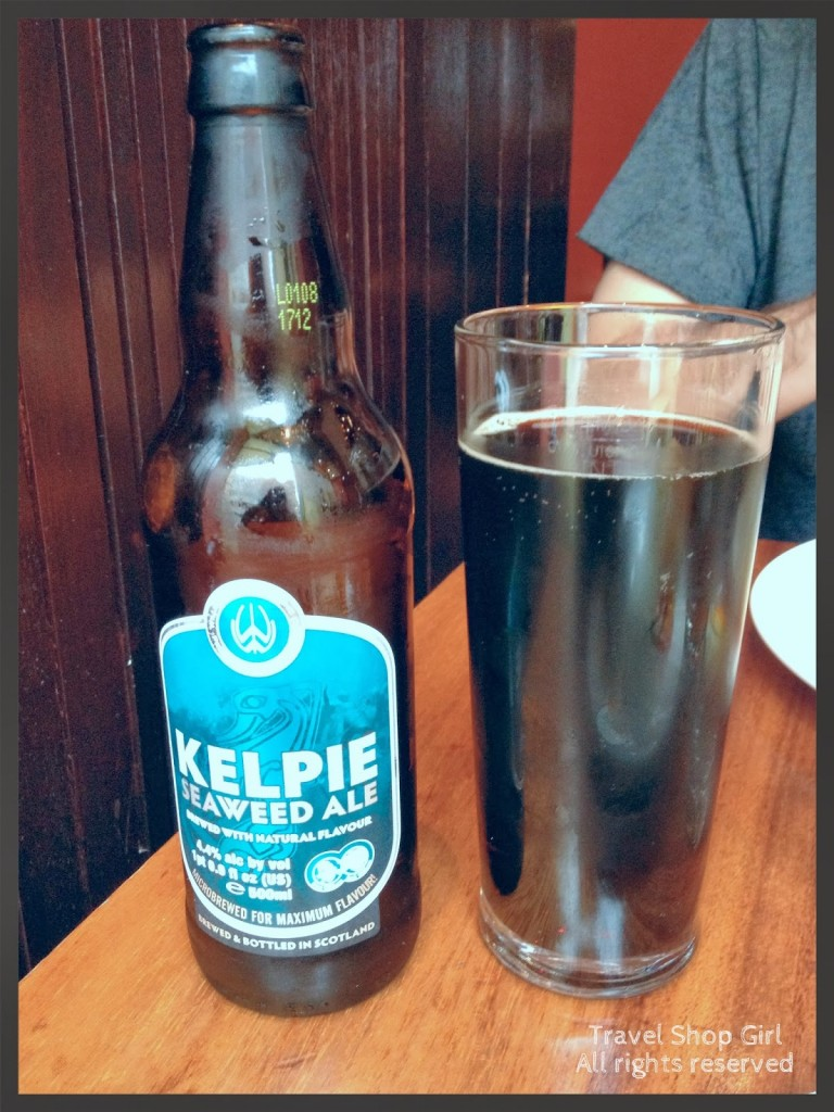 Kelpie Seaweed Ale