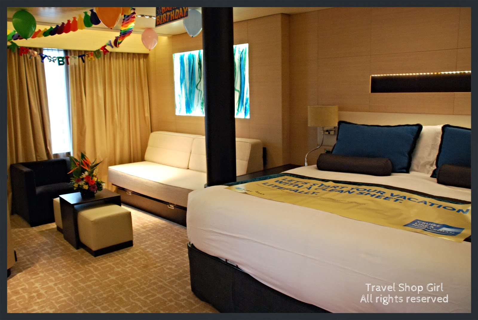 Norwegian Breakaway Norwegian Cruise Line Review Part Ii Cabins Travel Shop Girl