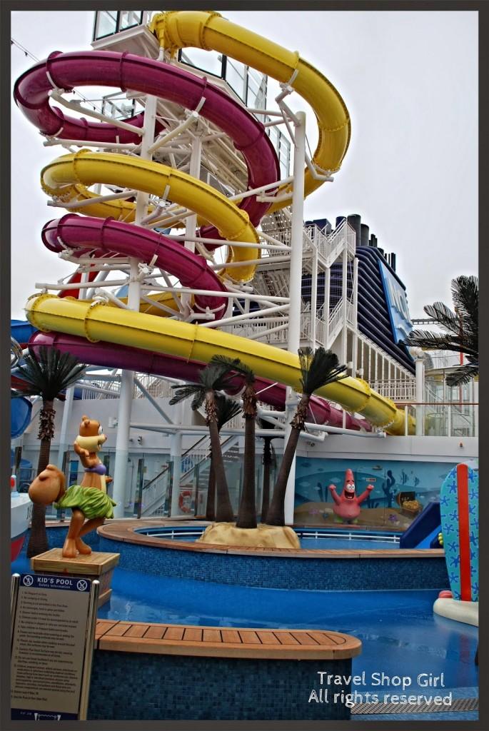 Aqua Park and Sports Deck