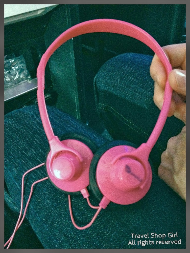 Pink headphones?  For me?  How'd you know?