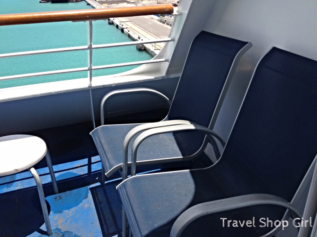 Norwegian Sky Cabin Review Aft Facing Balcony Cabin 8278