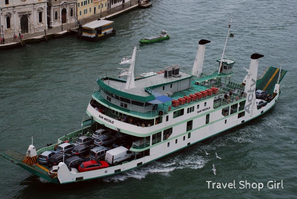 Venice cruise ship port