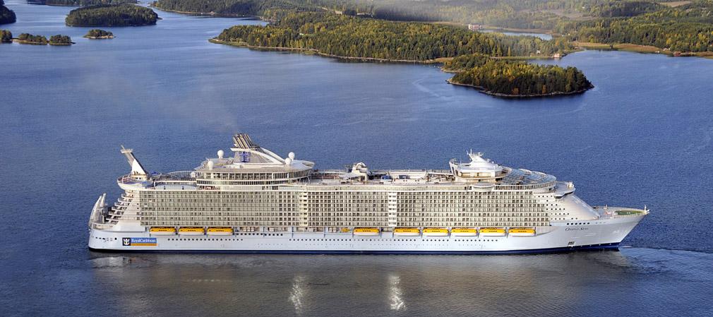 My First Transatlantic Cruise