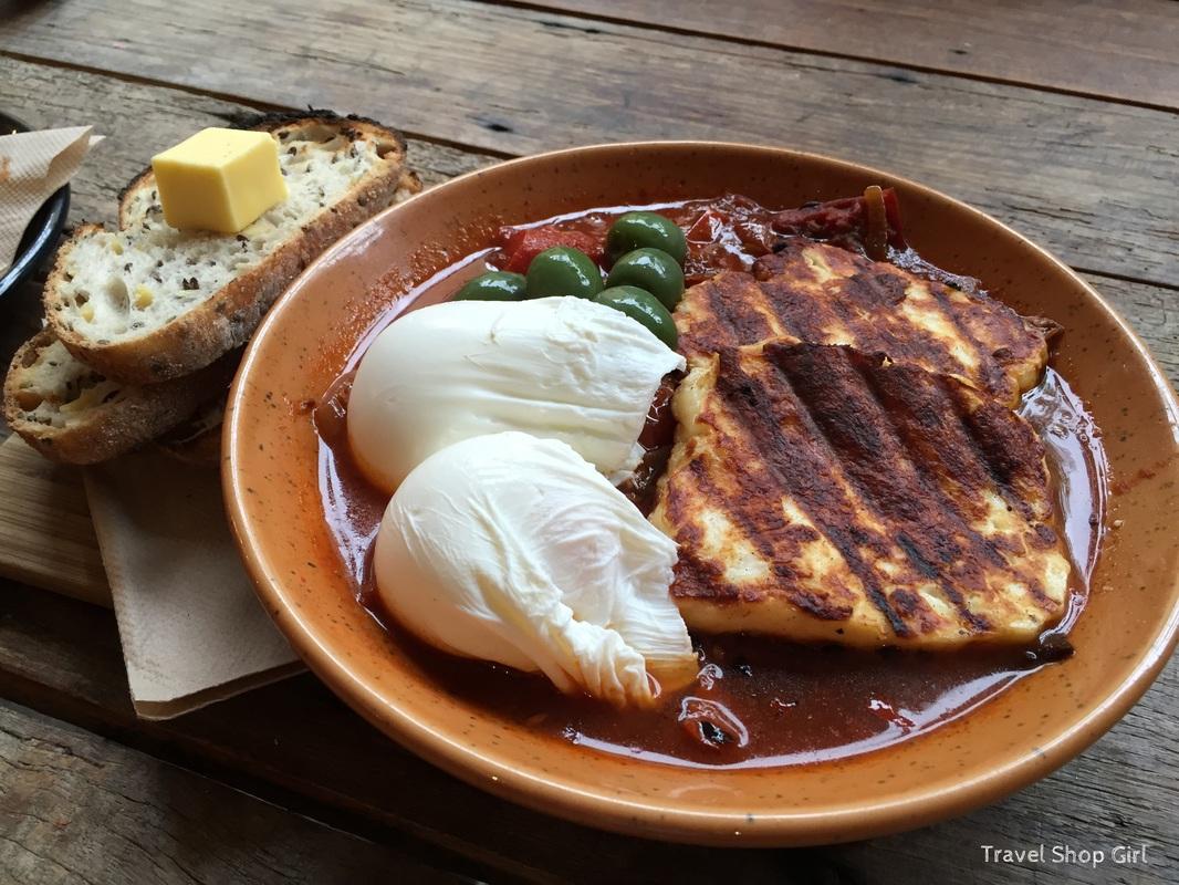 breakfast in Sydney