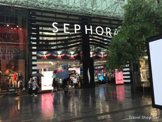 Australia's first Sephora store