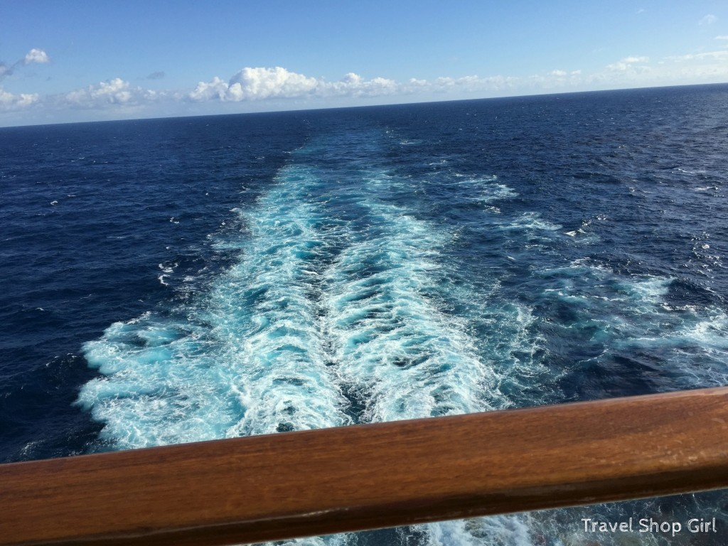 sea day on the Celebrity Solstice