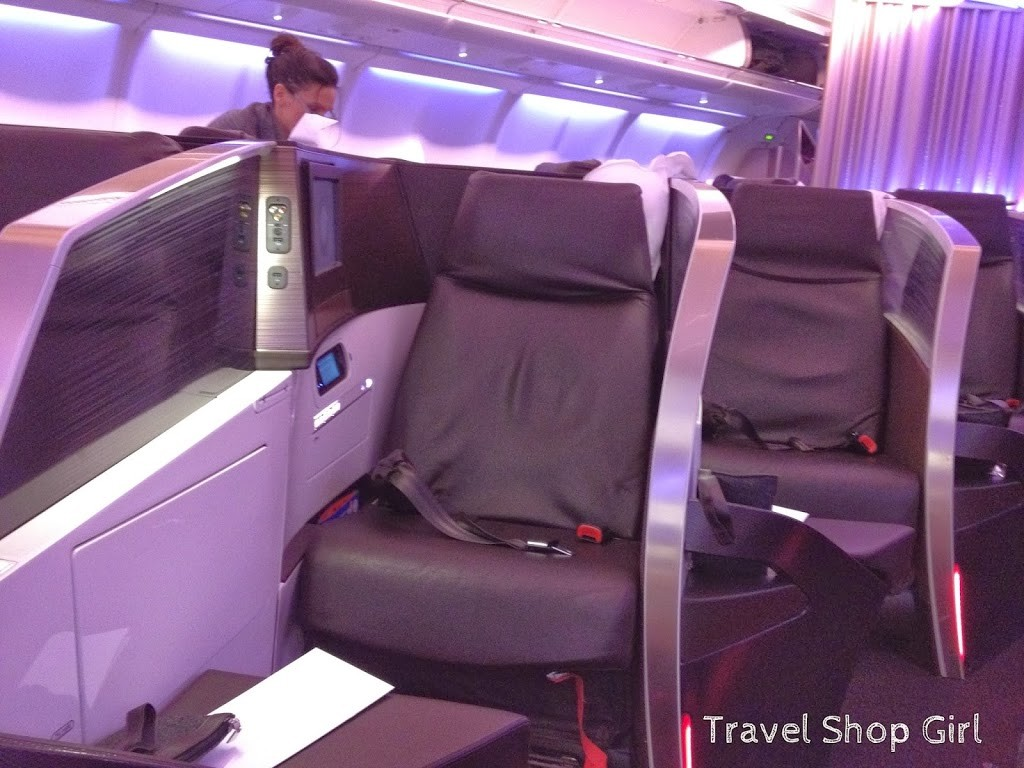 Flying Upper Class Round Trip on Virgin Atlantic to London from Boston