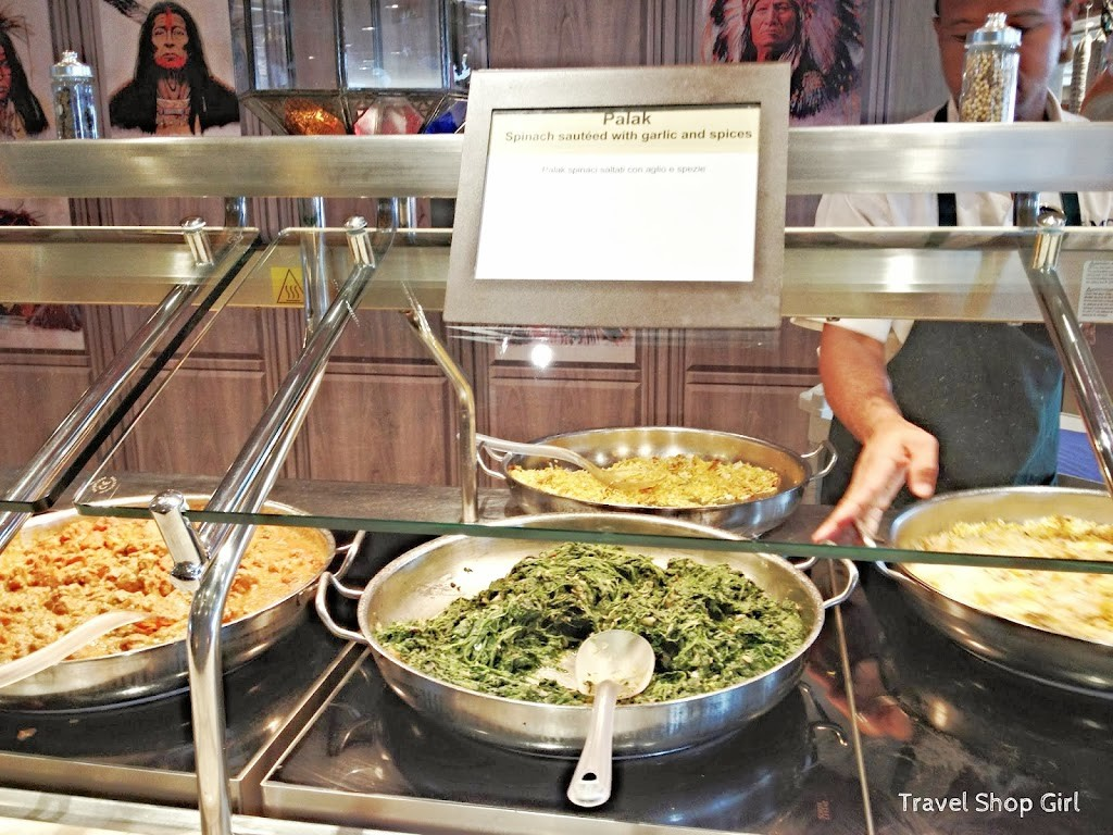 Food in the Ethnic Corner