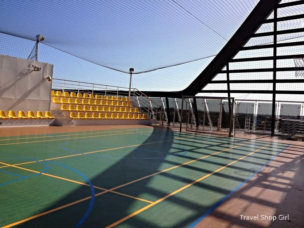 MSC Sports Arena