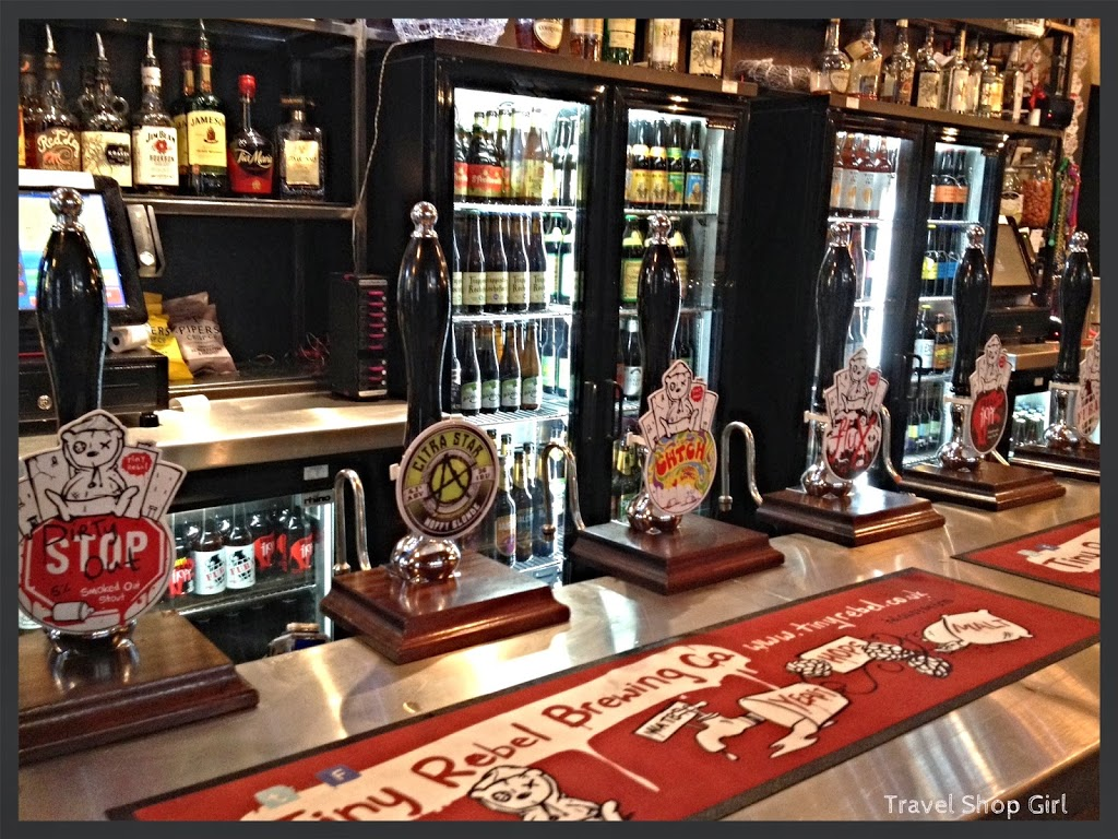 Urban Tap House Cardiff Function Room