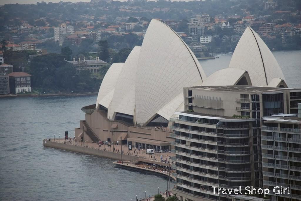 The iconic Sydney Opera House