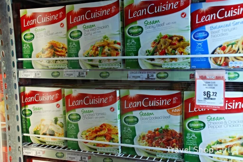 Lean Cuisine - Australia-style