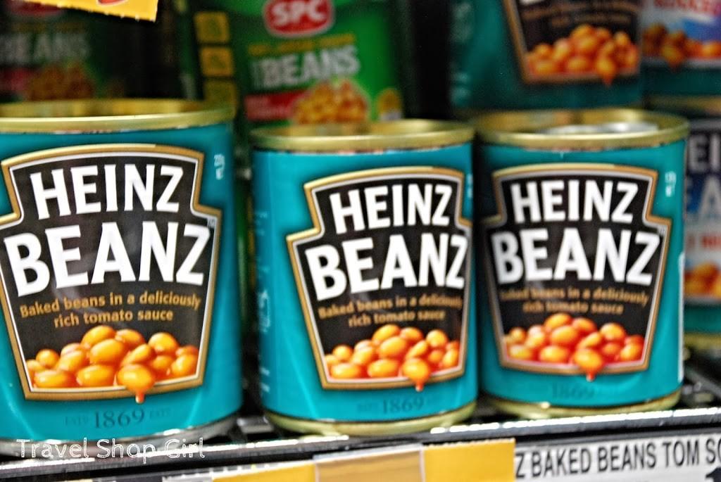 Heinz Beanz Family