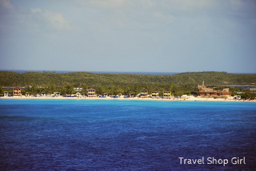 Visiting Little San Salvador Half Moon Cay On Msc Divina