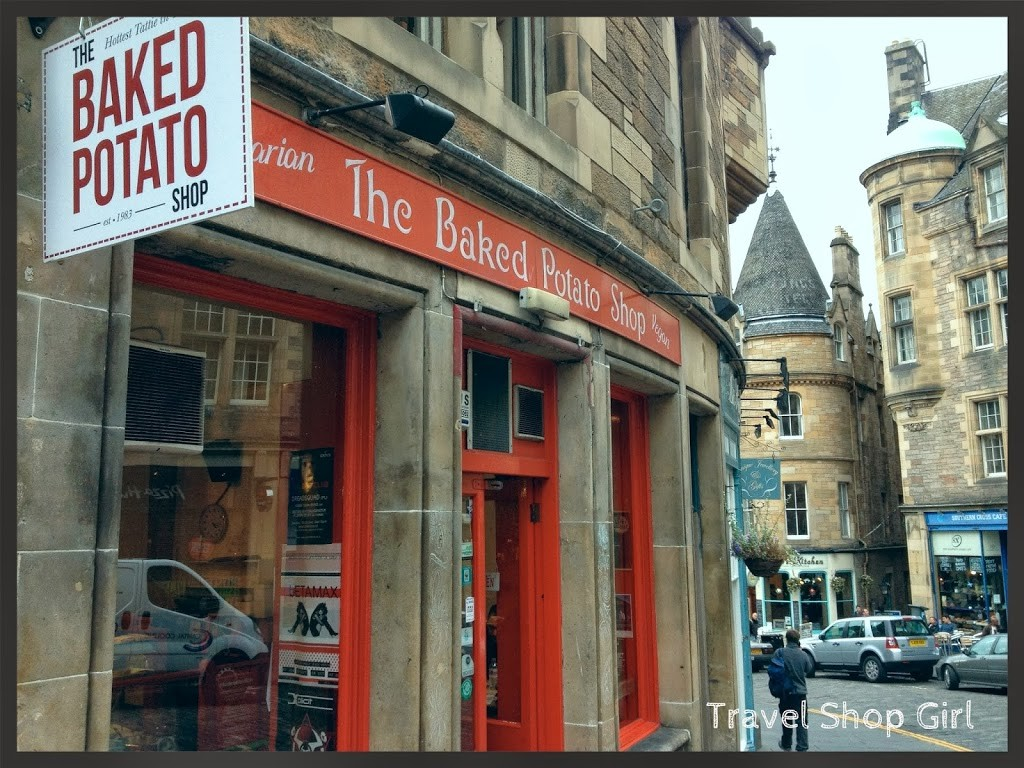 The Baked Potato Shop