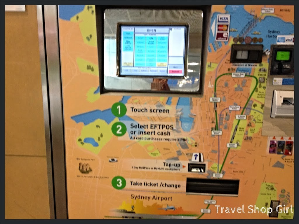 how to get from sydney airport to circular quay