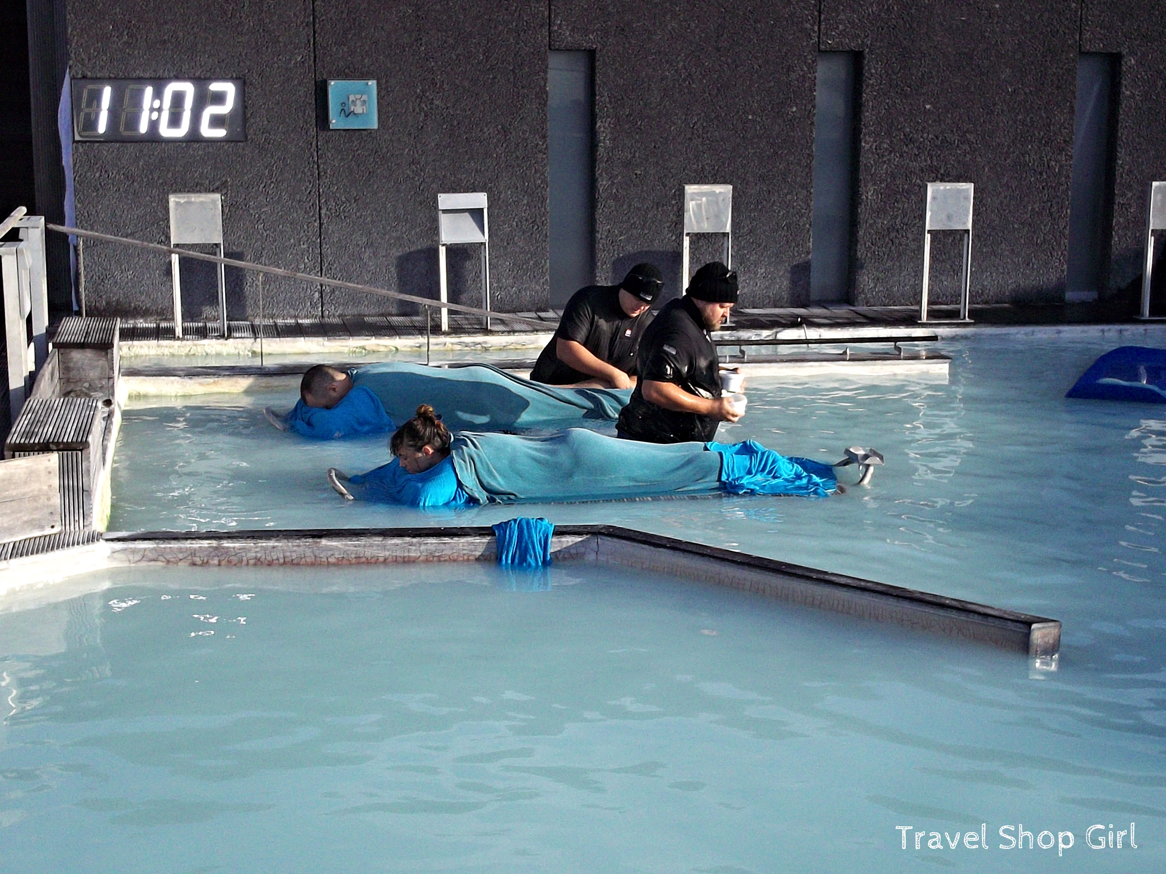 My First In Water Massage at the Blue Lagoon | Iceland | Travel ...