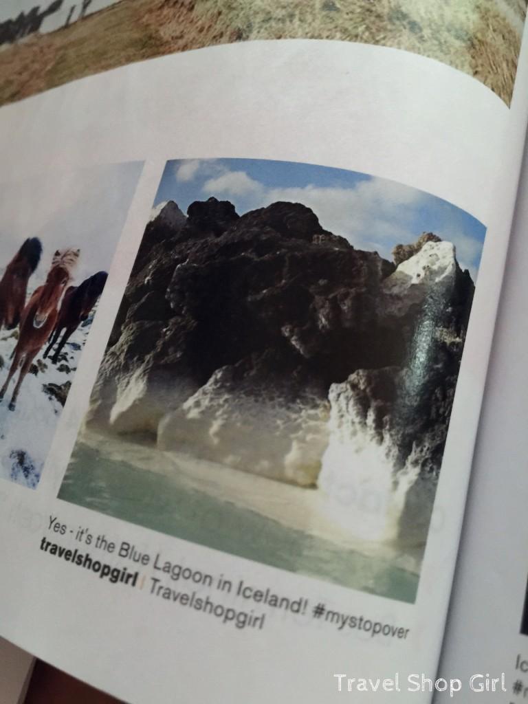 Travel Shop Girl in IcelandAir StopOver Magazine