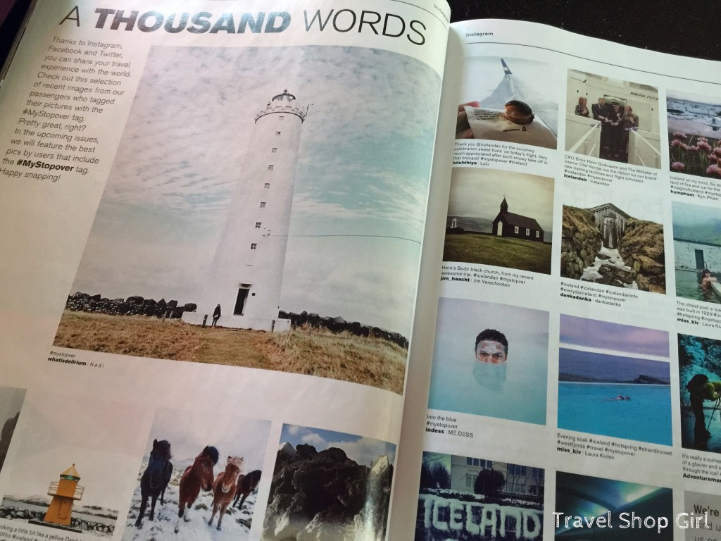 Travel Shop Girl in IcelandAir StopOver Magazine