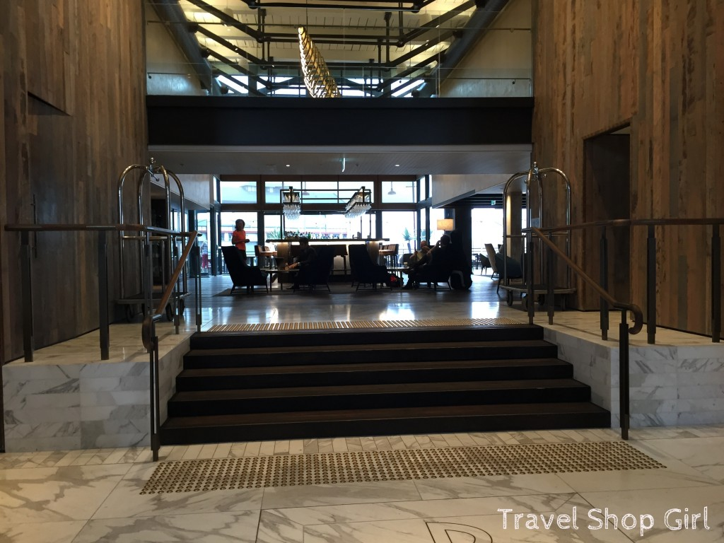 Lobby of Pier One Sydney Harbour