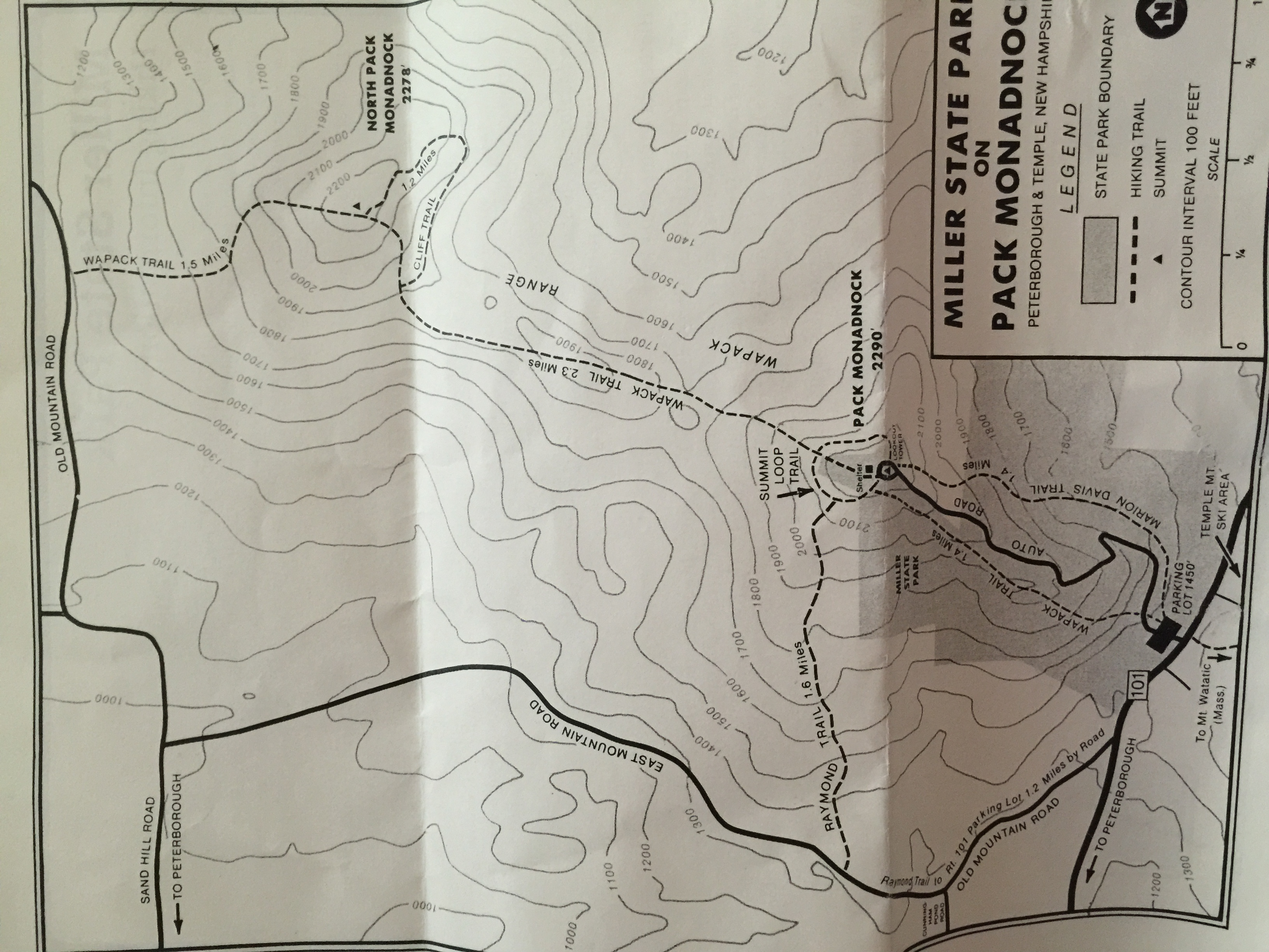 Climbing Pack Monadnock | New Hampshire | Travel Shop on mount watatic trail map, mount lafayette trail map, mt. watatic trail map, white mountains nh trail map, temple mountain nh trail map, copper mountain ski trail map, lake massabesic trail map, midstate trail map, watatic mountain trail map, mount wachusett hiking trail map, eastern continental trail map, mount baker hiking trail map, mount sunapee trail map, bay circuit trail map, crotched mountain trail map, mt monadnock trail map, south taconic trail map, new ipswich nh trail map, mount major nh trail map, robert frost trail map,