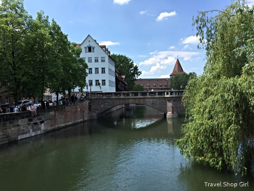 Visiting Nuremberg, Germany Before a Cruise