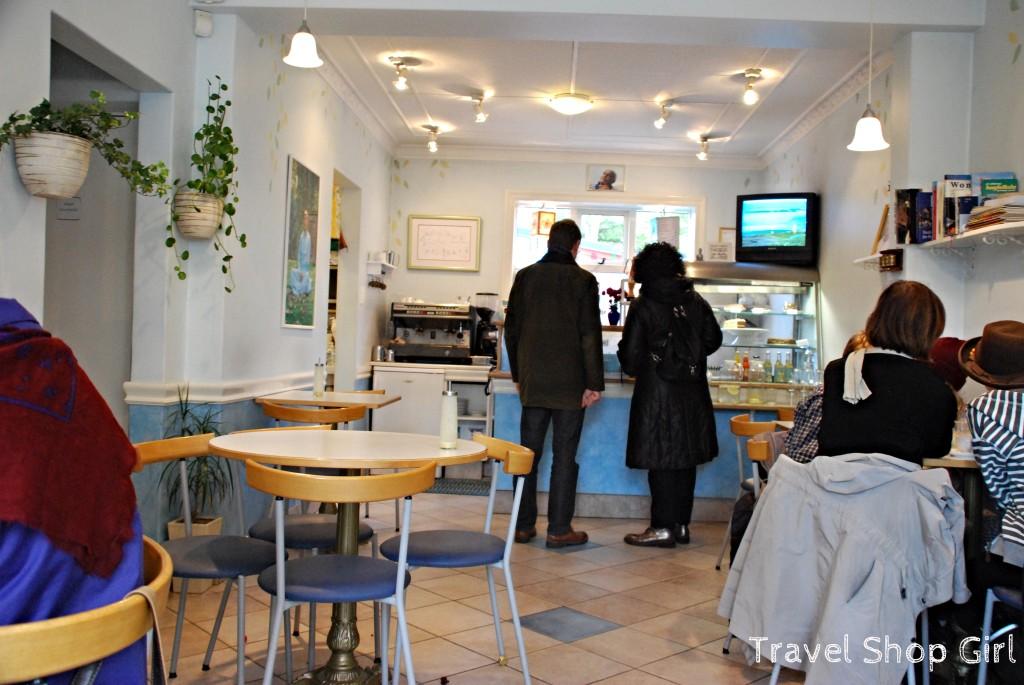 vegetarian restaurant in Reykjavik