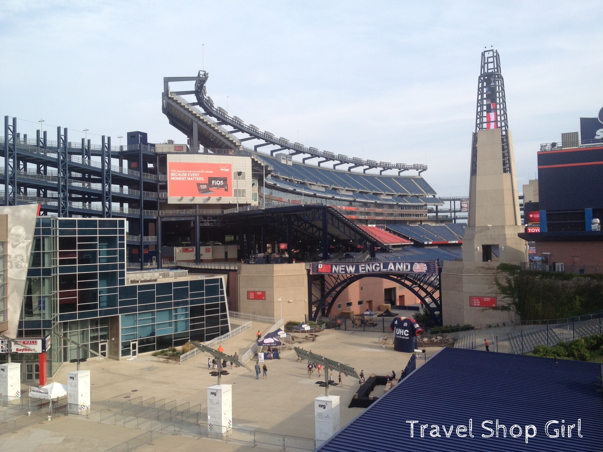 Hotels Near Gillette Stadium With Shuttle Service