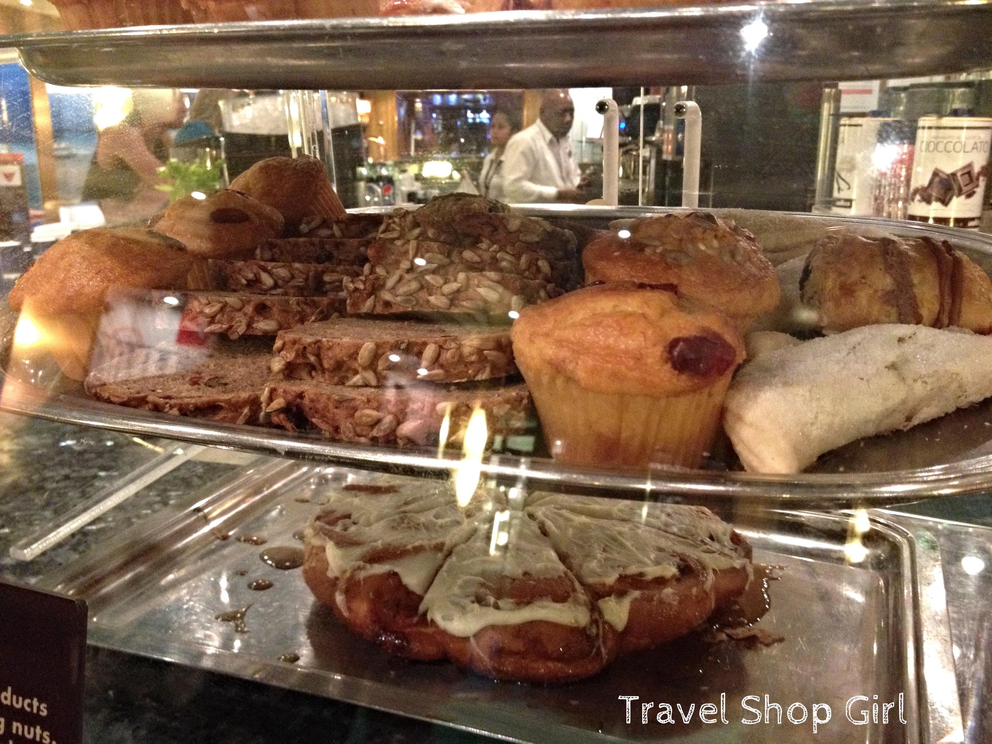 Norwegian Sky Norwegian Cruise Line Food And Beverage Options Travel Shop Girl
