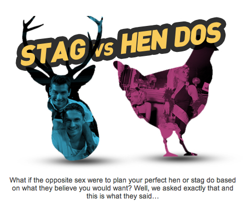 hen and stag