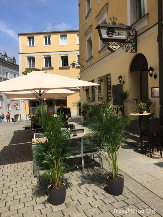 burger time vegan dining in passau germany at selly 39 s. Black Bedroom Furniture Sets. Home Design Ideas