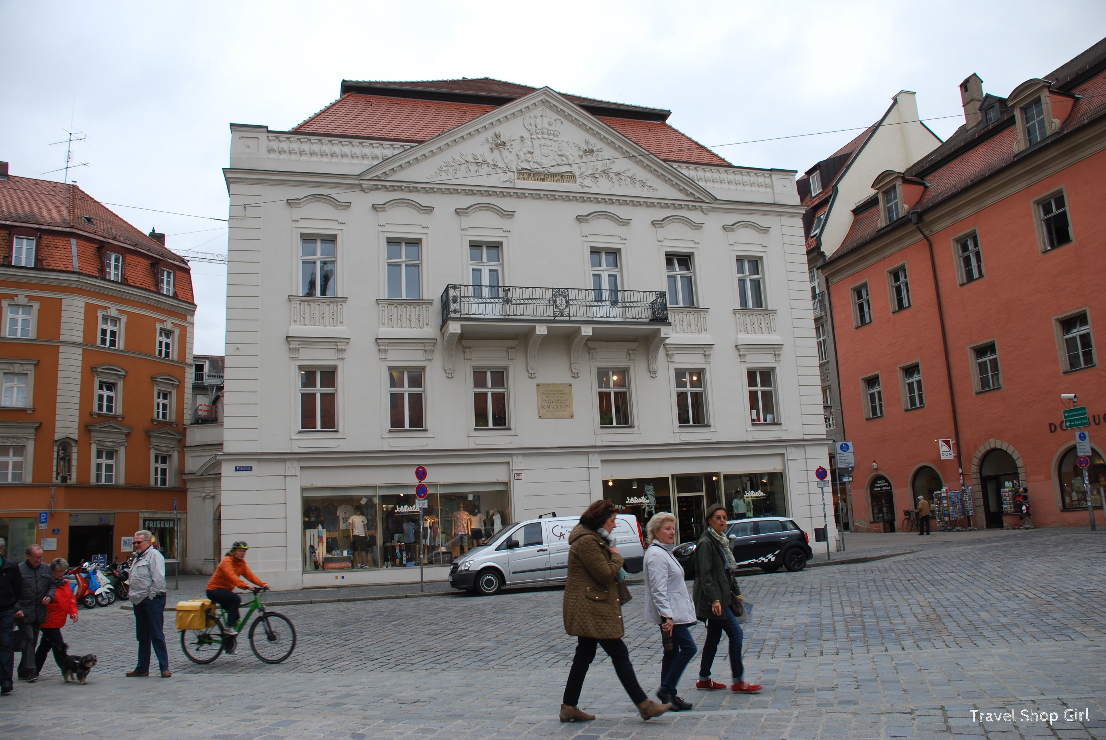 Visiting Regensburg on a River Cruise