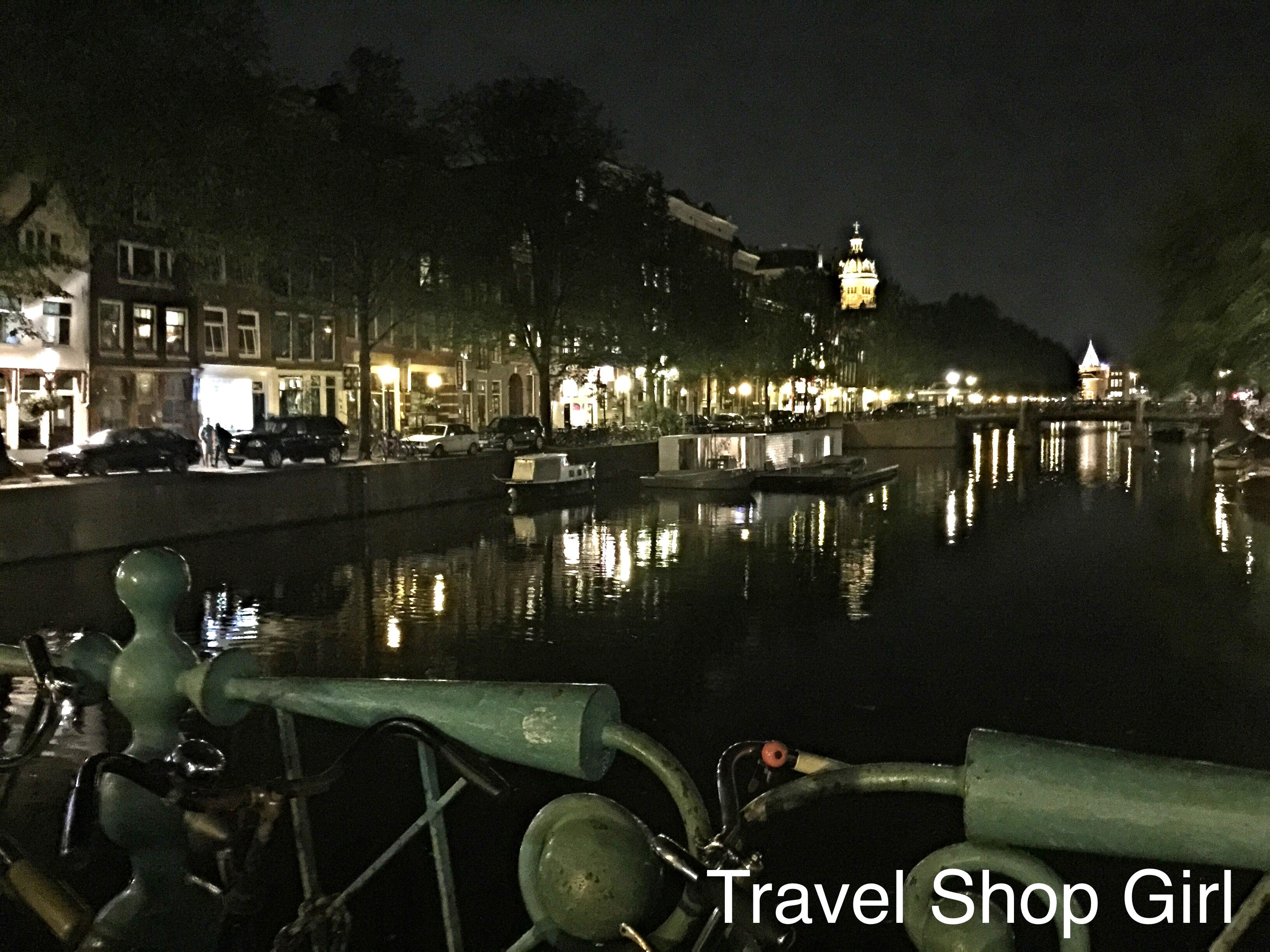 Ghostly fun in Amsterdam