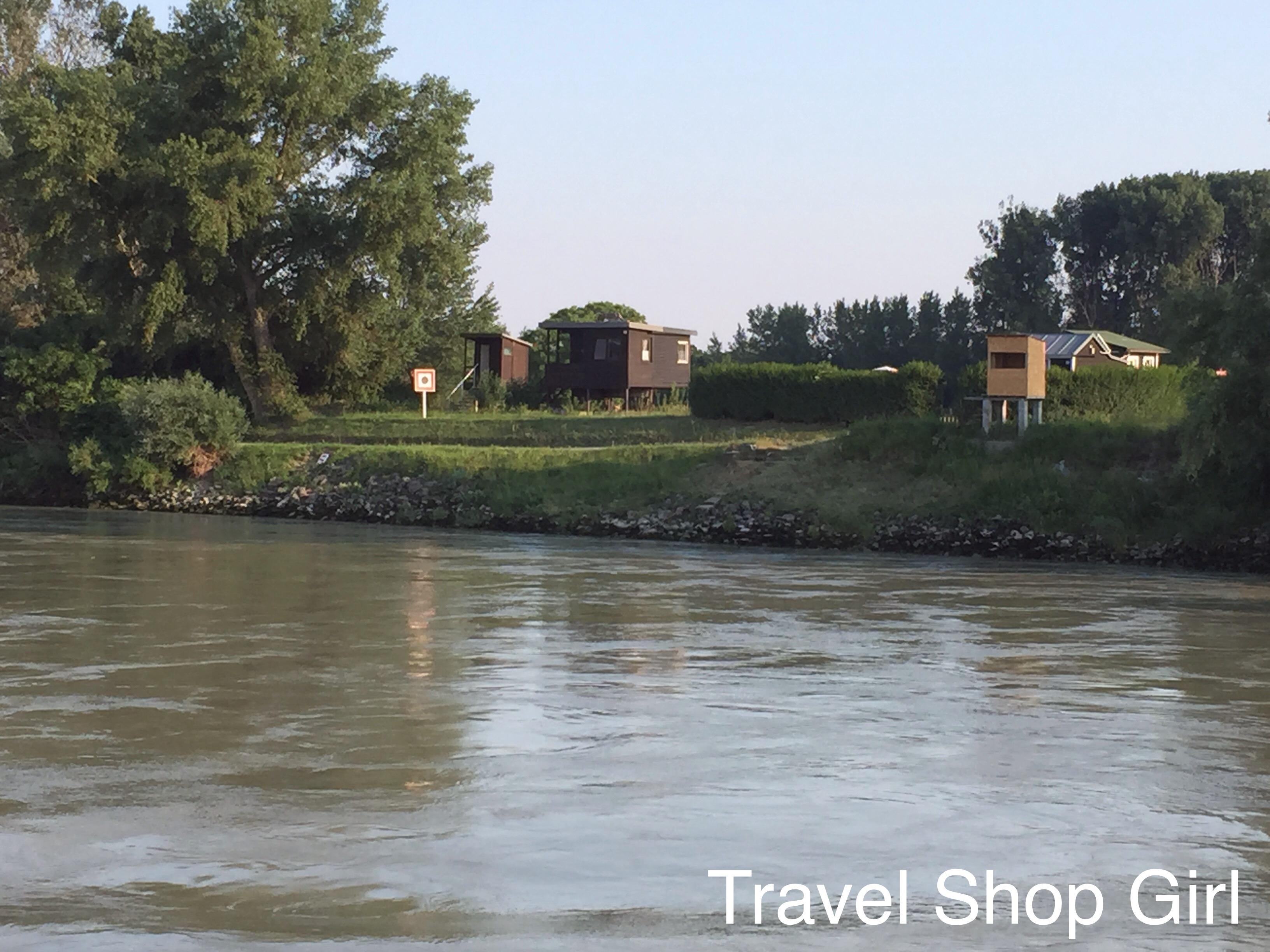 Dinner on the Danube
