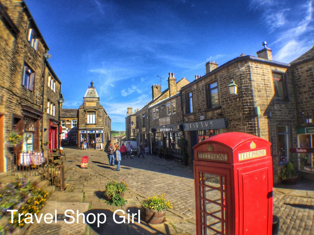 Haworth, UK