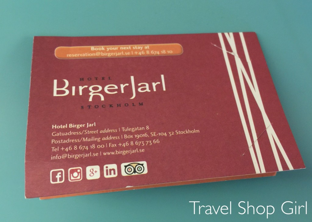Is Hotel Birger Jarl Any Good