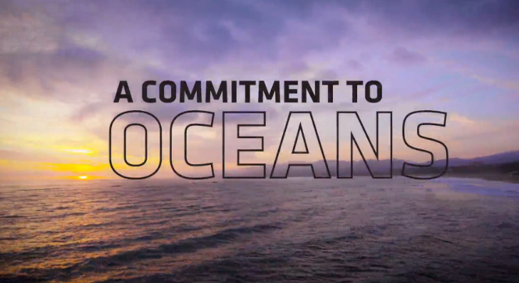 A Commitment to Oceans