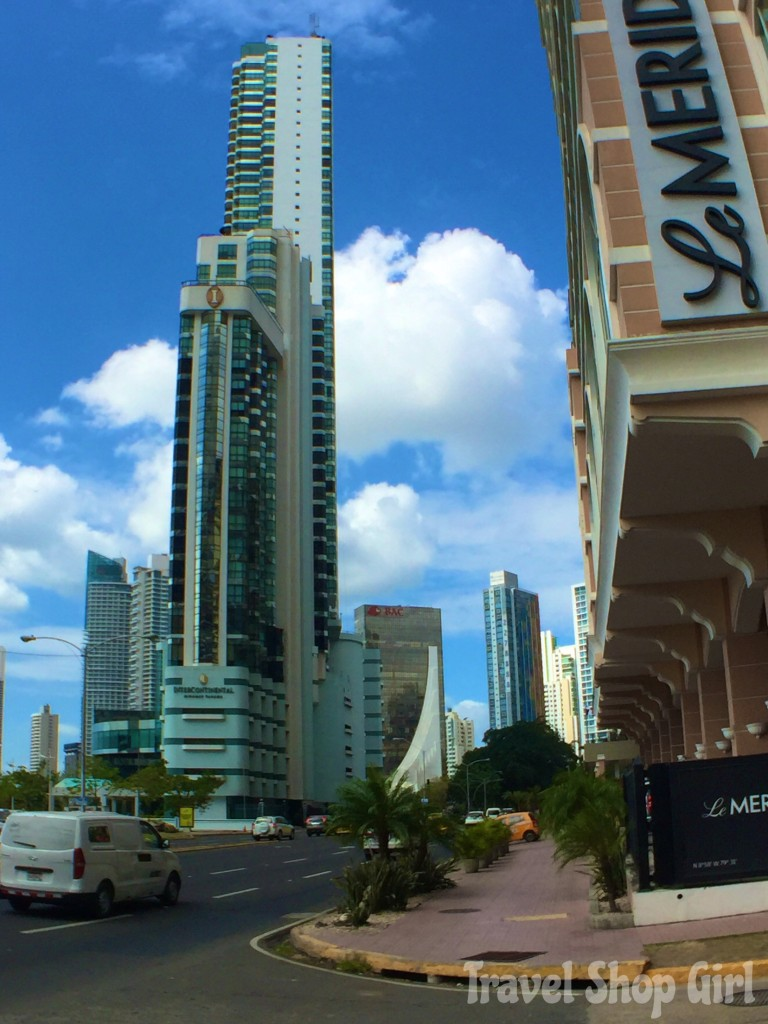 sightseeing in Panama City