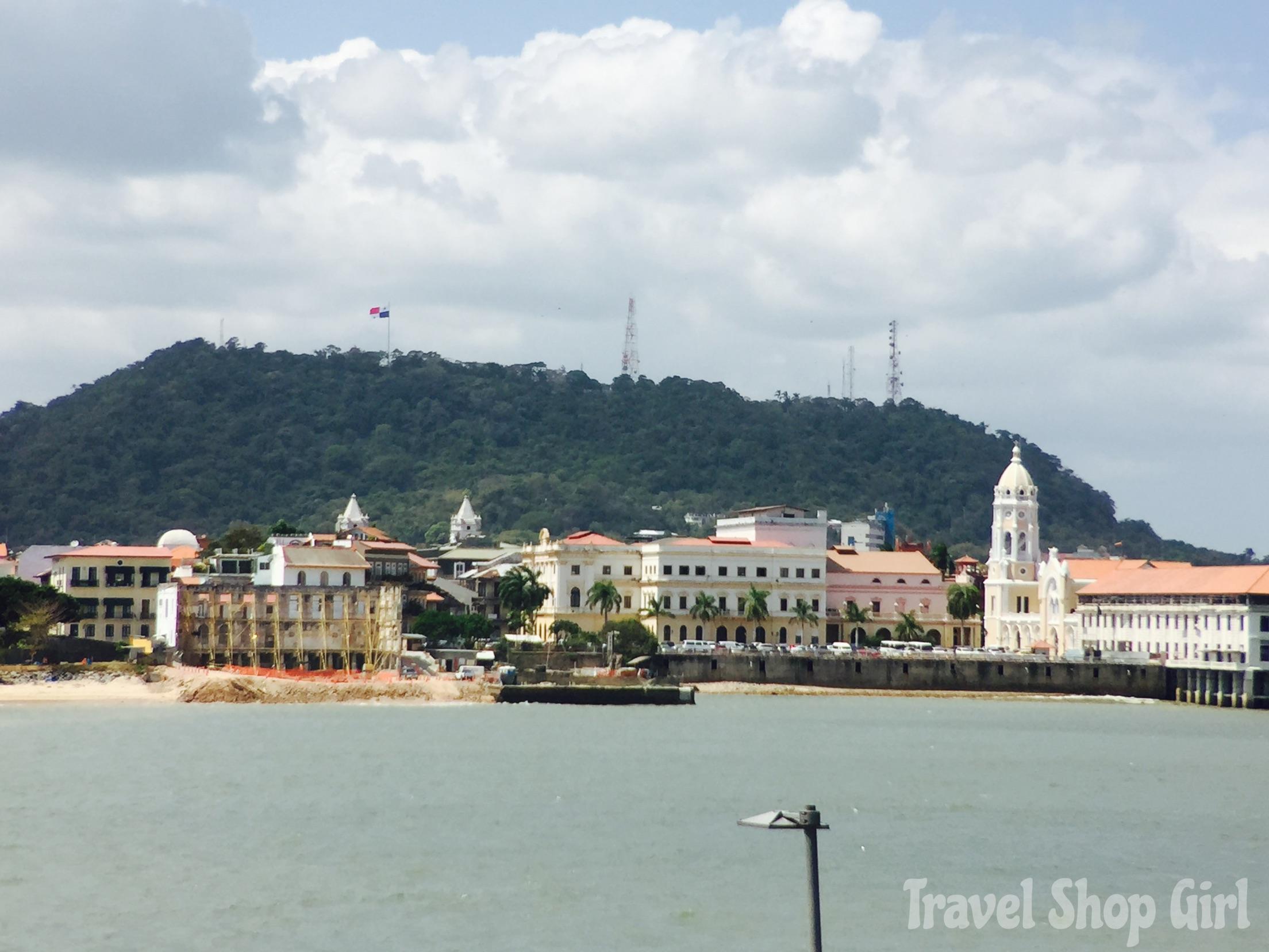 city sightseeing in Panama City