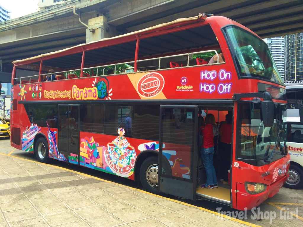 City Sightseeing in Panama City